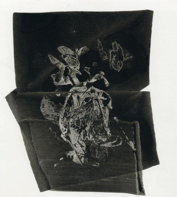 Chris Cran | Untitled (Photo Series) | Ink on paper | 25.4 x 15.2 cm | 2009