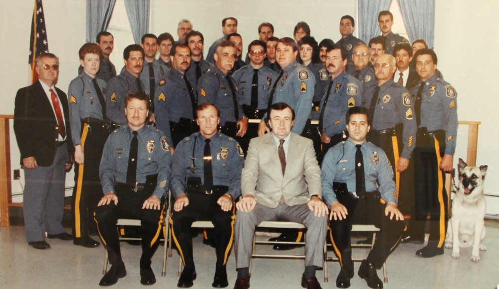 1989 Department Photo