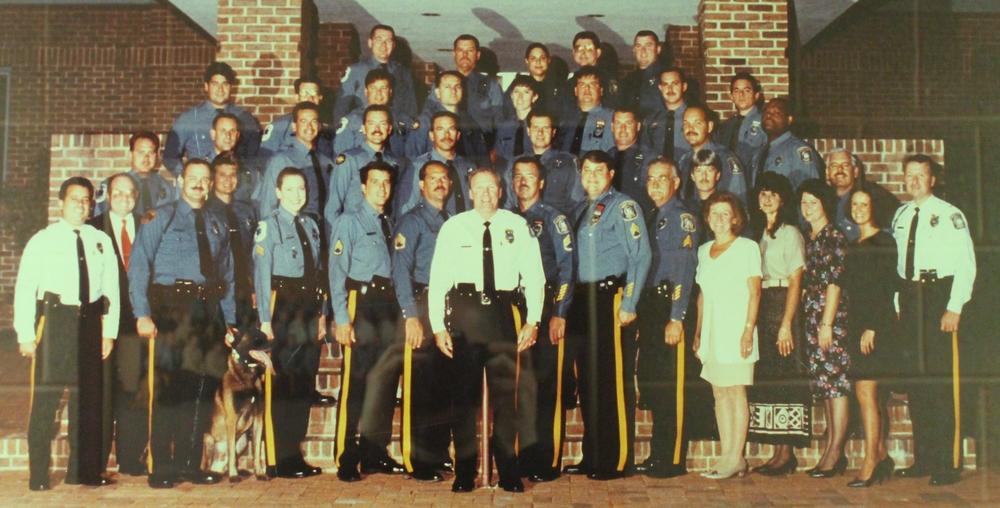 1995 Department Photo