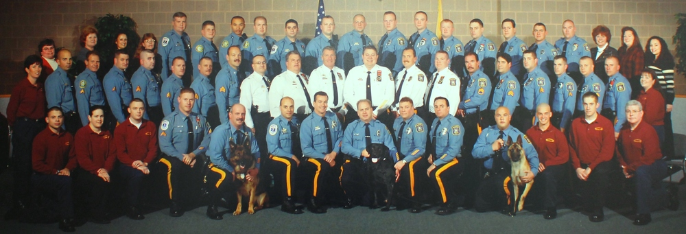 2005 Department Photo