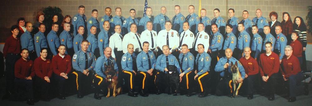 2005 Department Photo