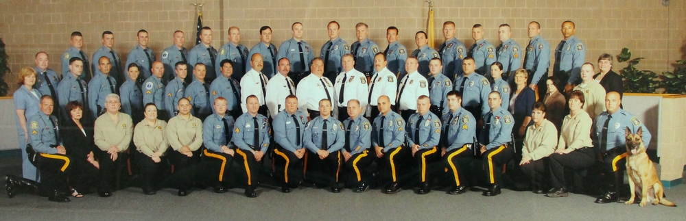 2008 Department Photo