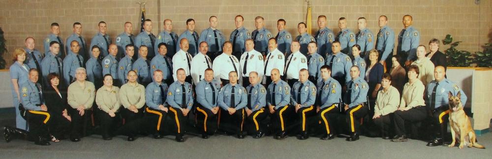 2008 Department Photo