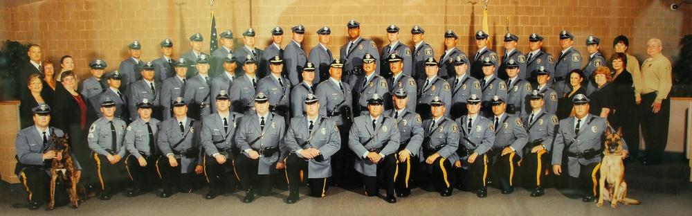 2010 Department Photo