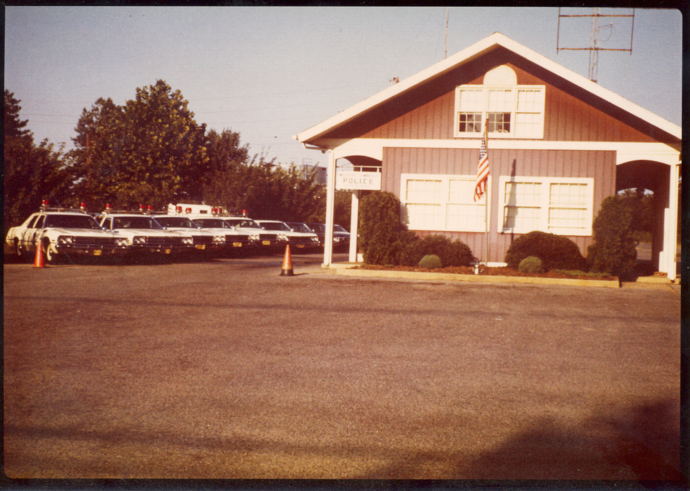 Original Police Headquarters