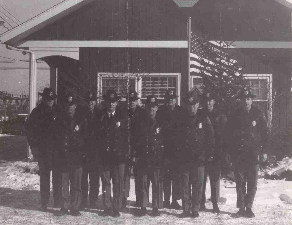 1967 Department Photo