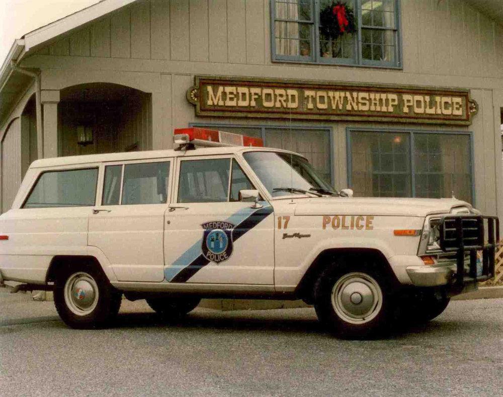 1987 Police Wagoneer