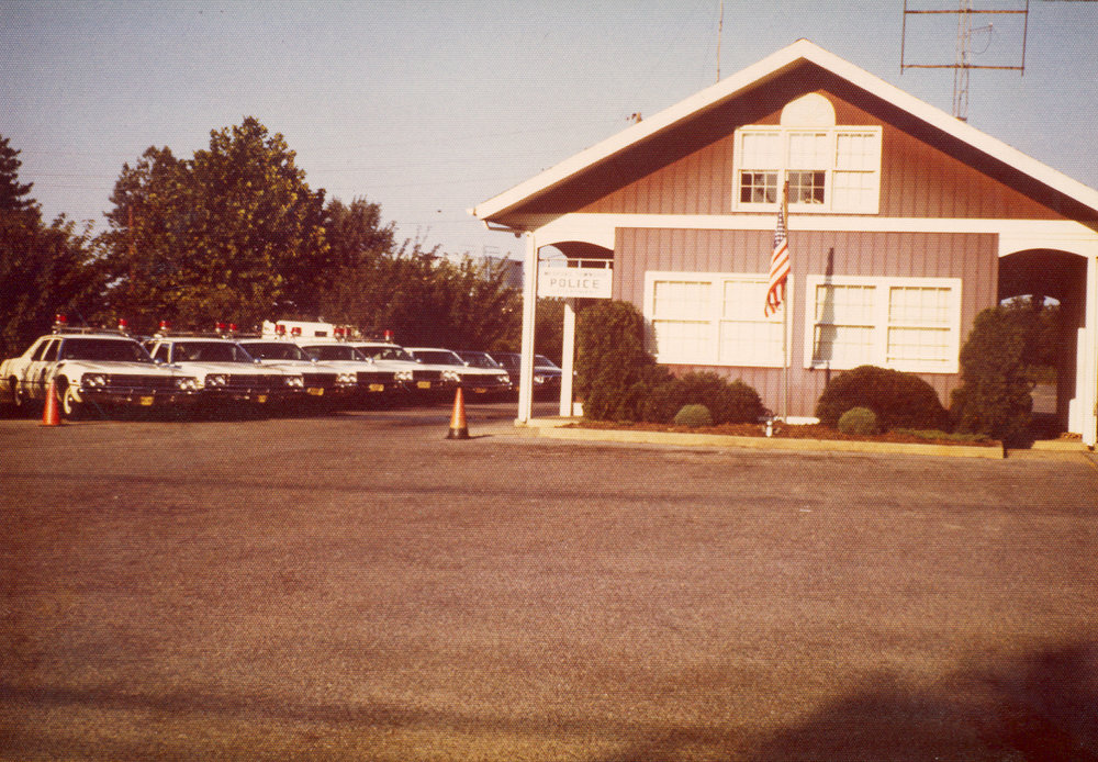 Original Police Headquarters