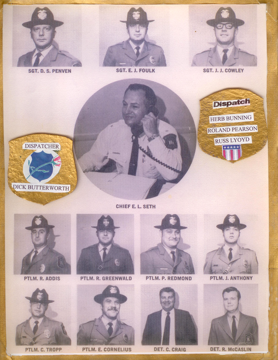 1968 Departmental Photo