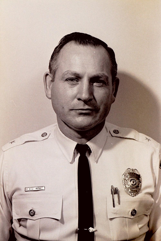 Chief Ernest Seth