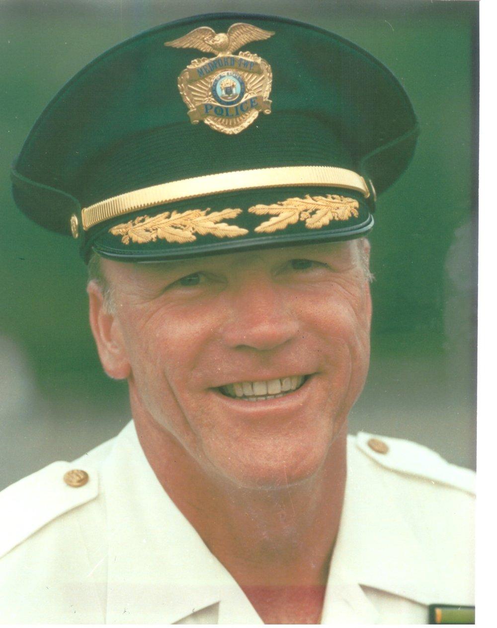 Chief Steve McGarvey #2510