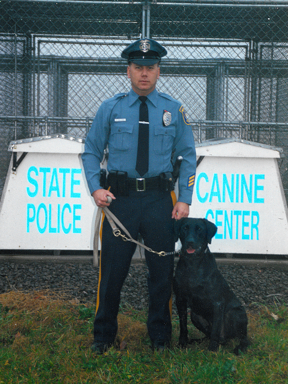 PO Rusty Williams / K-9 Boomer