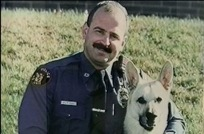 PO Perry Parks / K-9 Patton