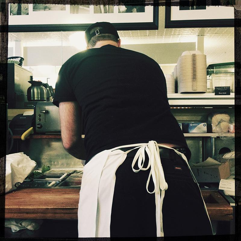 Lou's Diner - Hanover, NH