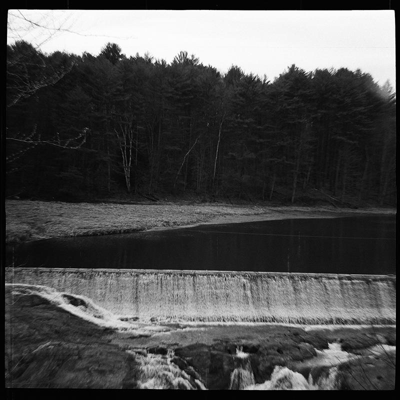 Quechee, VT - 120 film in Diana F+