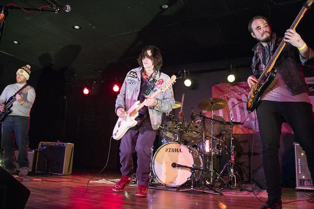 Brock Lucchese (Rhythm Guitar) | Alex Roth (Vocals/Rhythm Guitar) | Andrew Davis (Drums) | Sam Griswold (Bass)