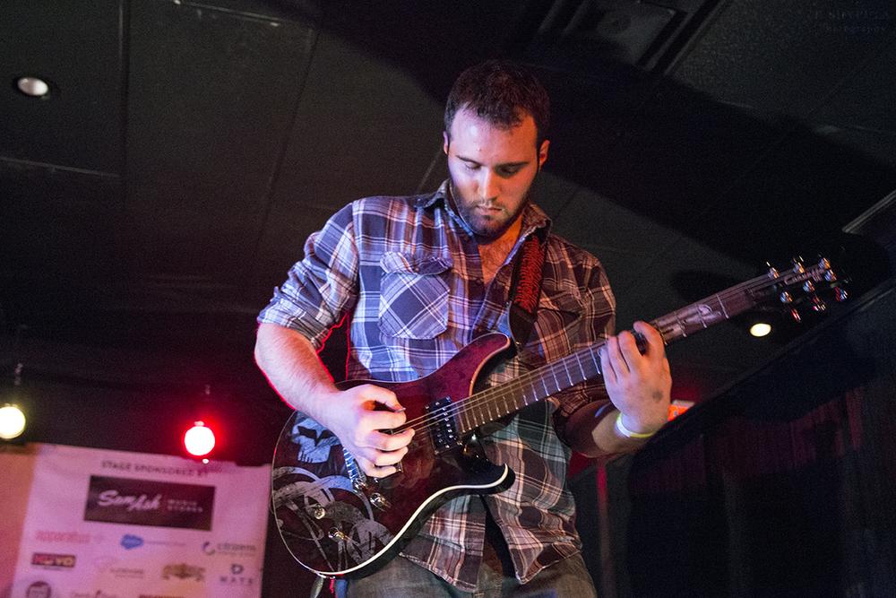 Bill Eckhart (Lead Guitar)