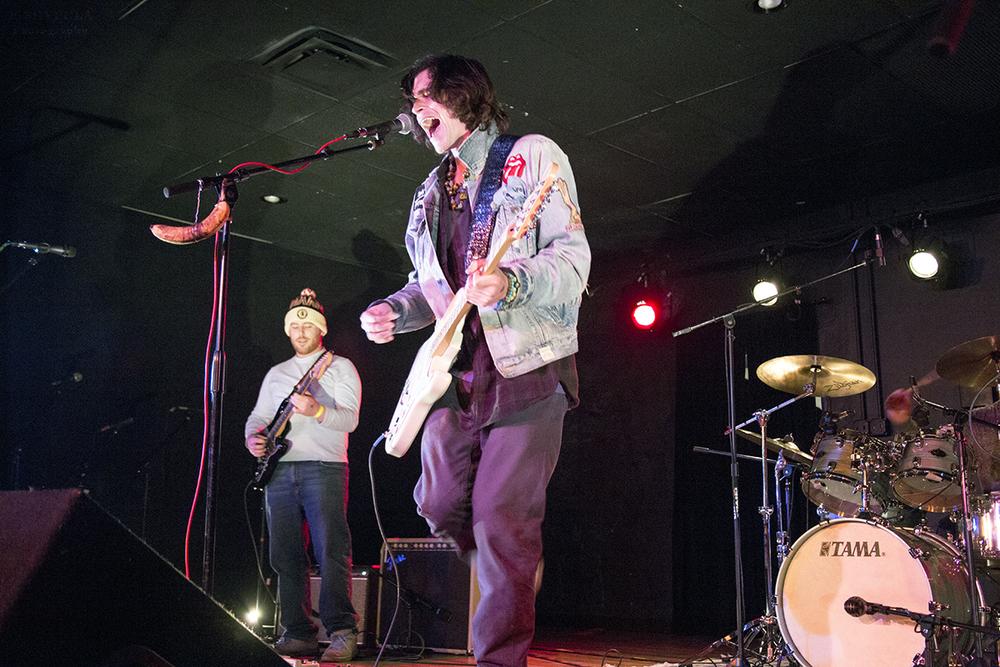 Brock Lucchese (Rhythm Guitar) | Alex Roth (Vocals/Rhythm Guitar)