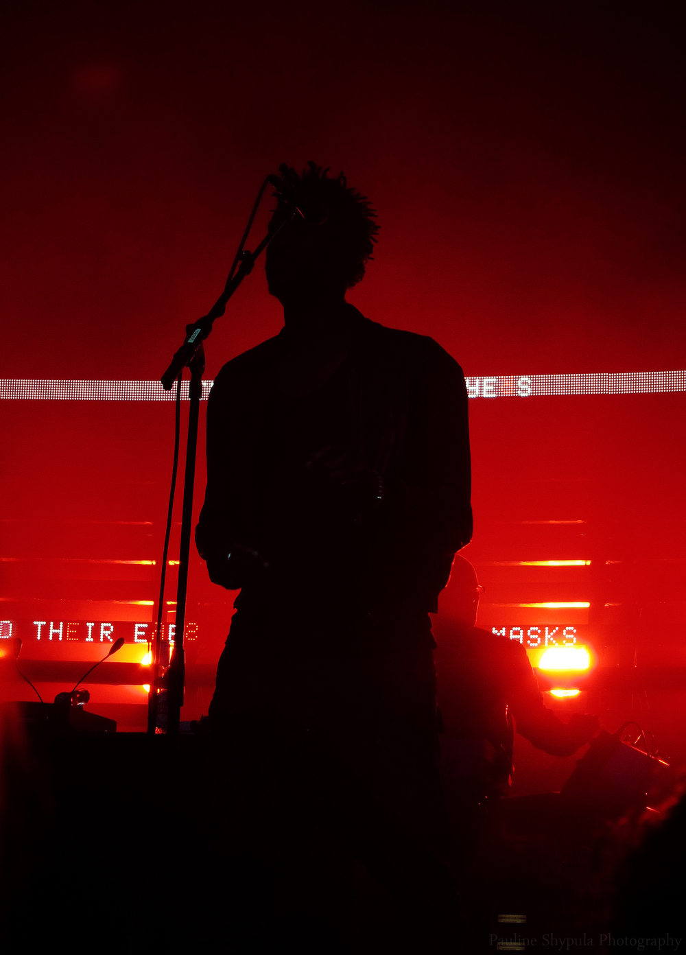 Massive Attack at Terminal 5