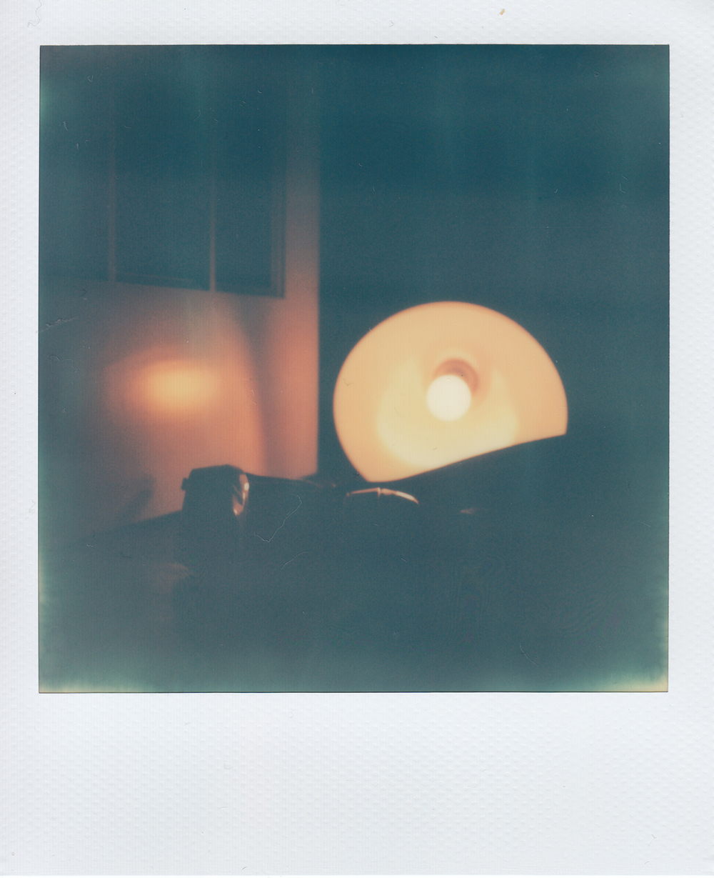 Polaroid SX-70   +   Impossible Project