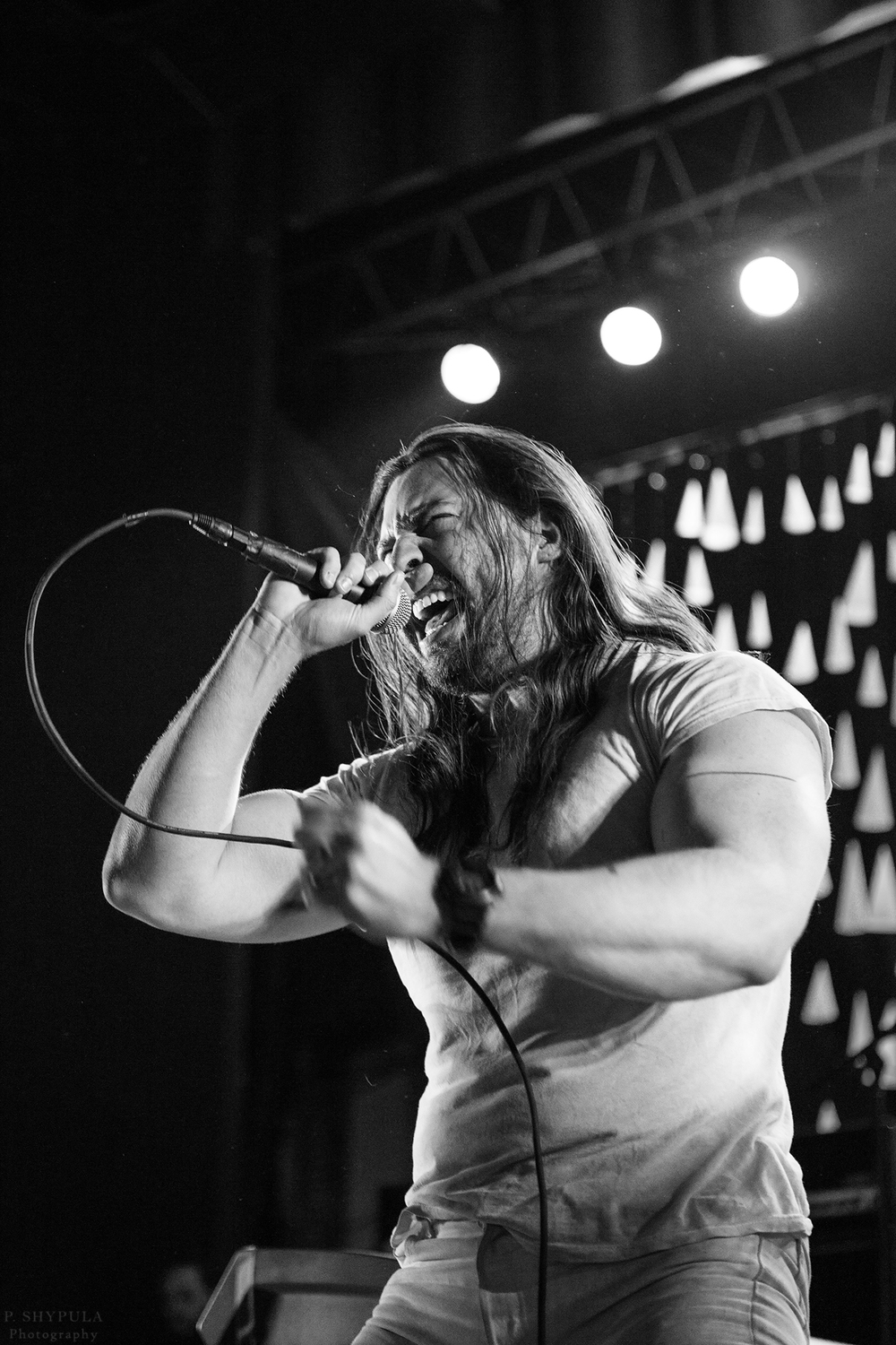 Andrew W. K. at Fountain Square Music Festival 2016