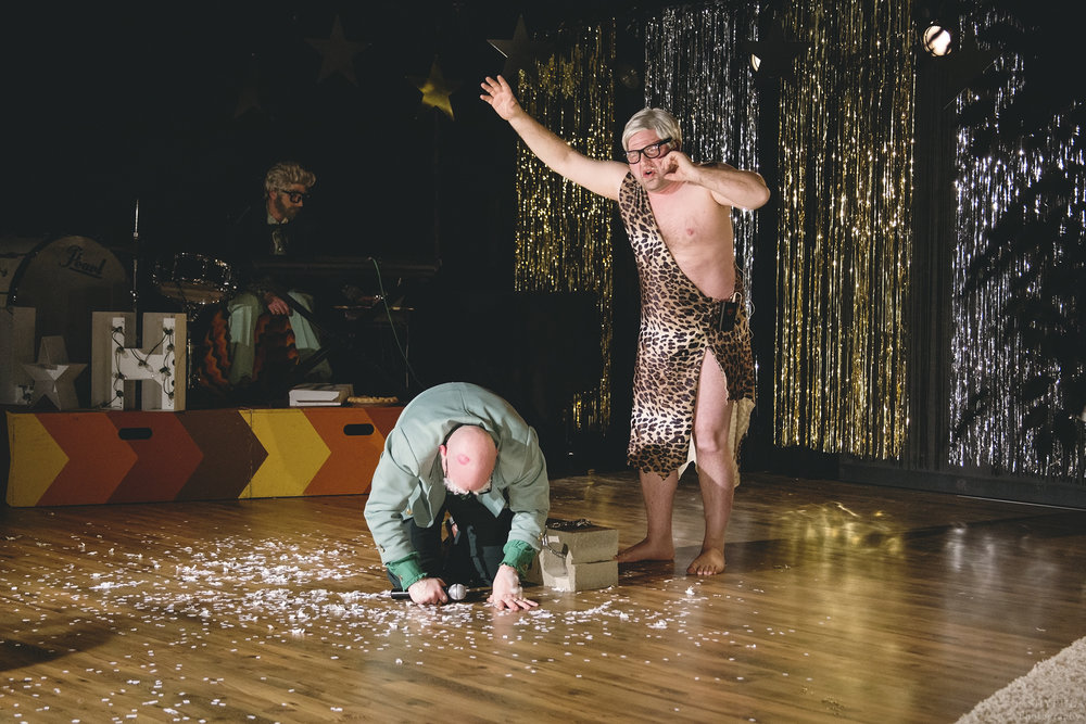 Lloyd & Harvey's Wowie Zowie Show fet. Mr. Lifto!