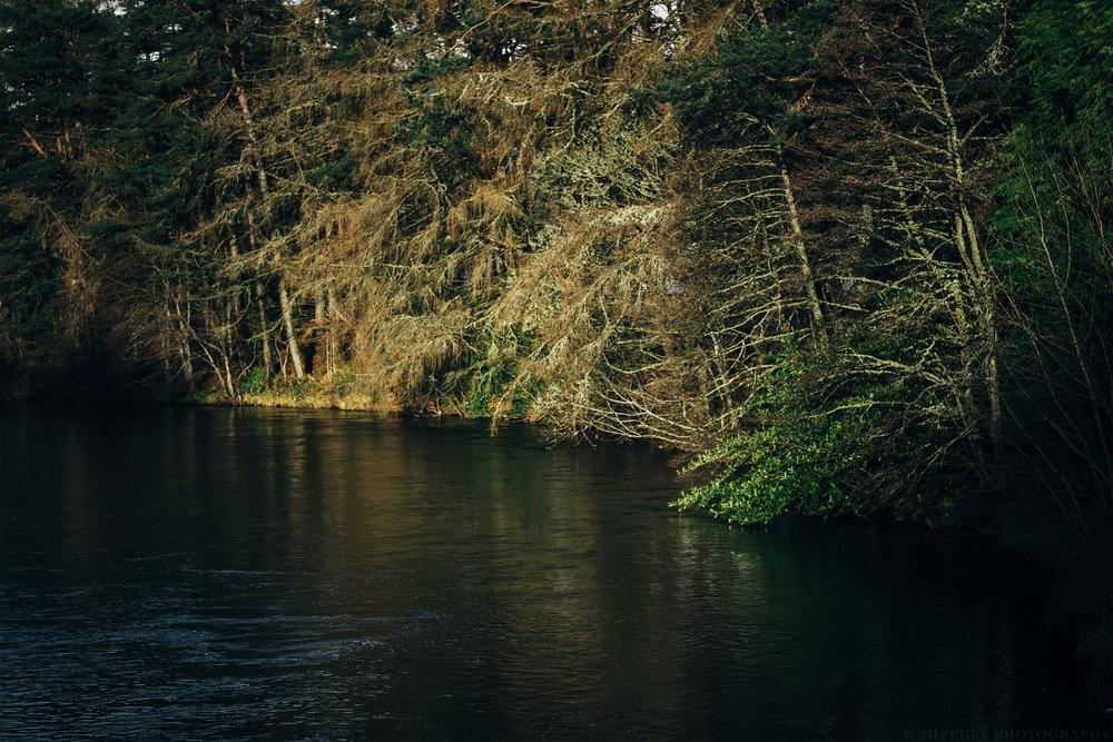 Loch Ness, Fort Augustus, Scotland Sony a6000