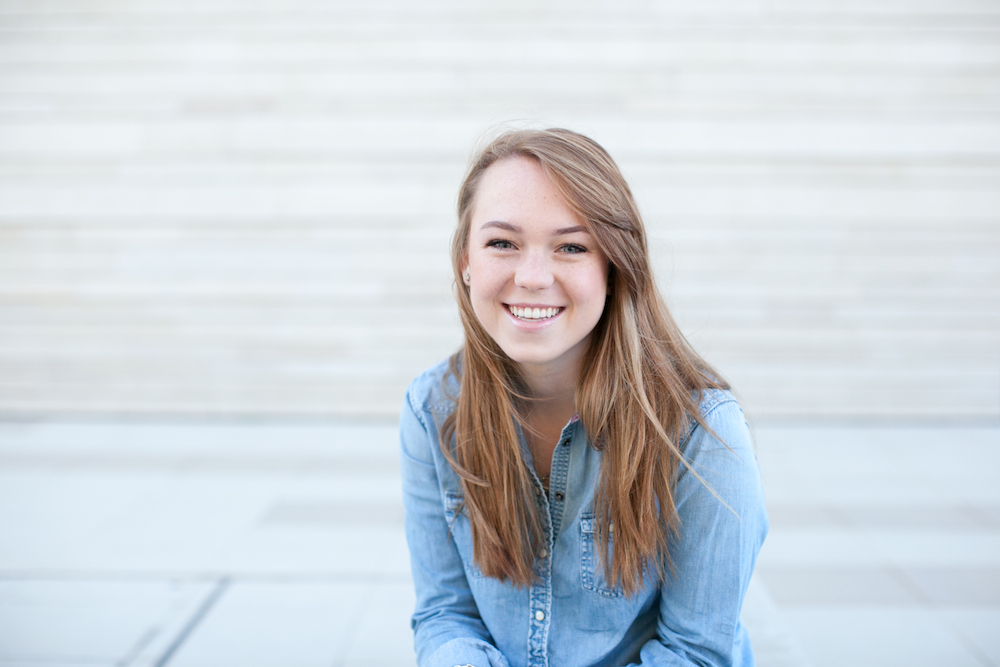 Senior Portraits | Kate Stafford Photography