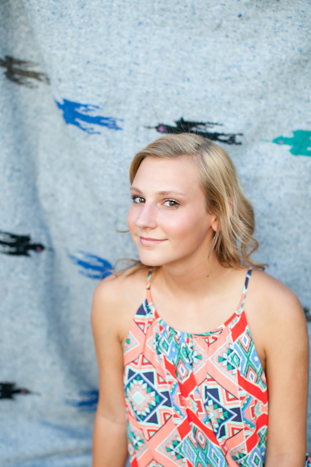 kate stafford photography | senior picnic