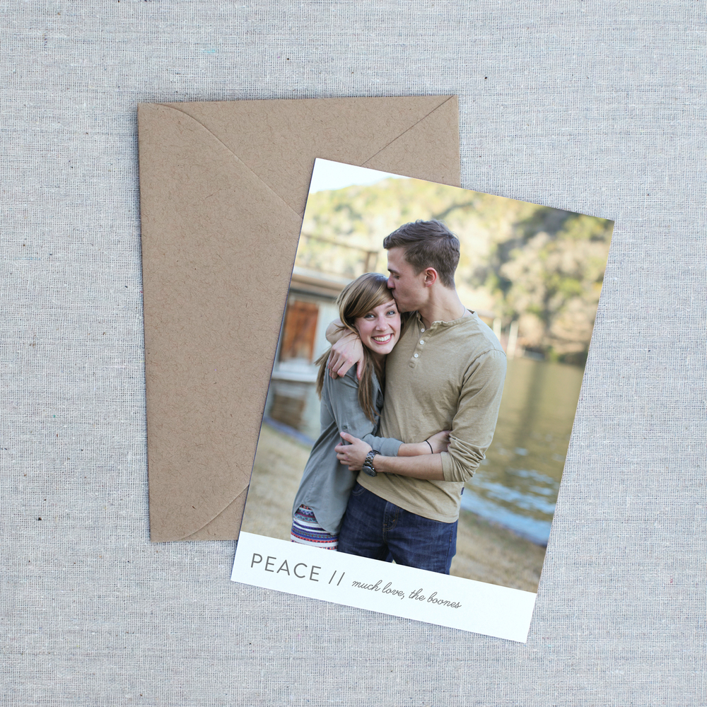 kate stafford photography | holiday cards