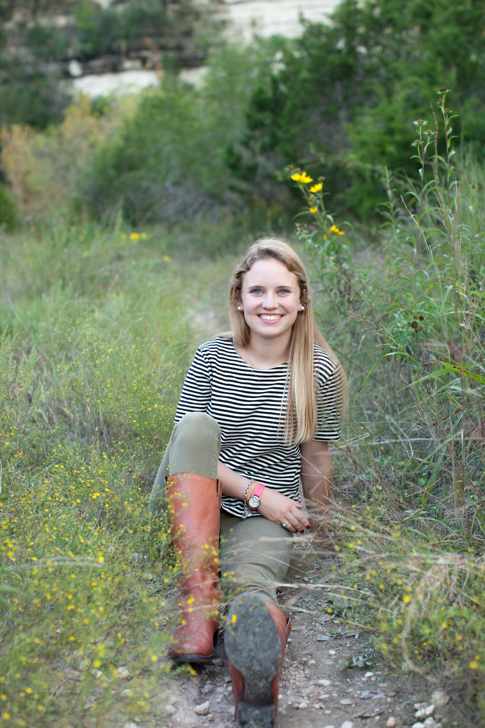 kate stafford photography | senior portrait