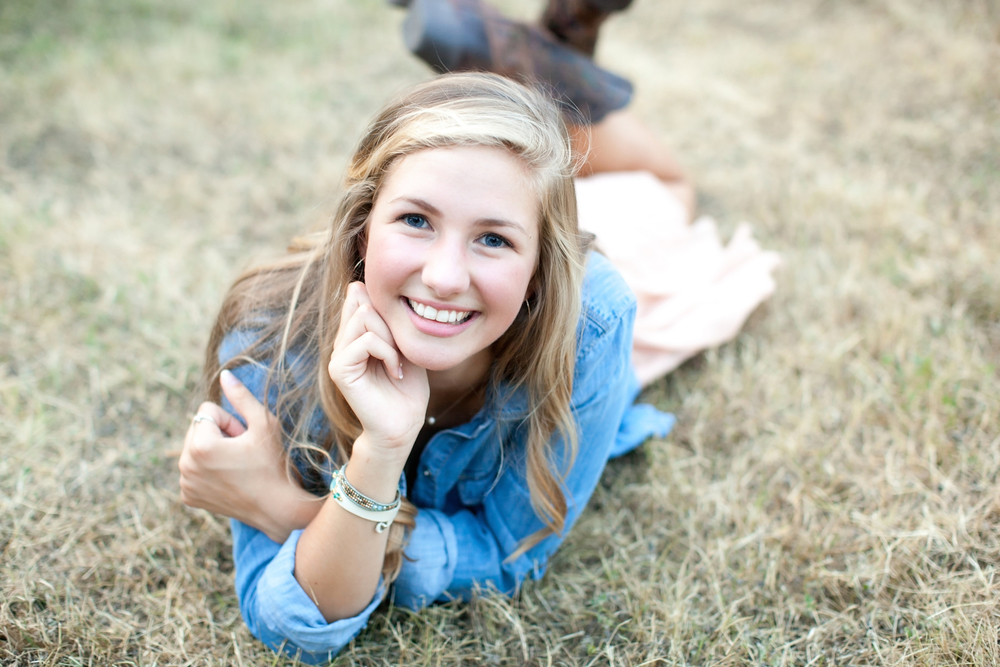 kate stafford photography | austin senior portrait