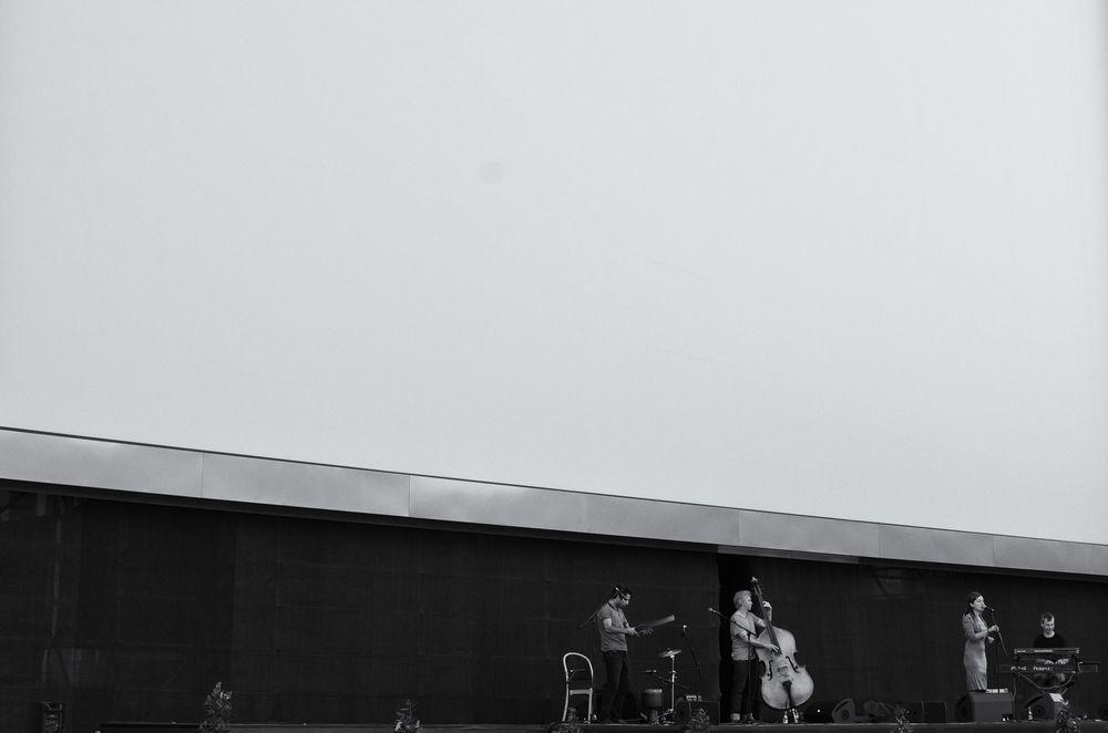 S.O.D.A. beim Jazzfest Wien 2013