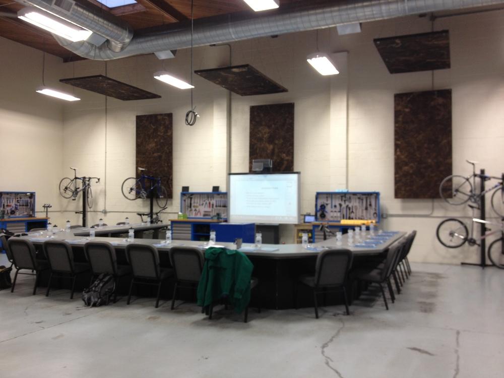 The UBI Classroom