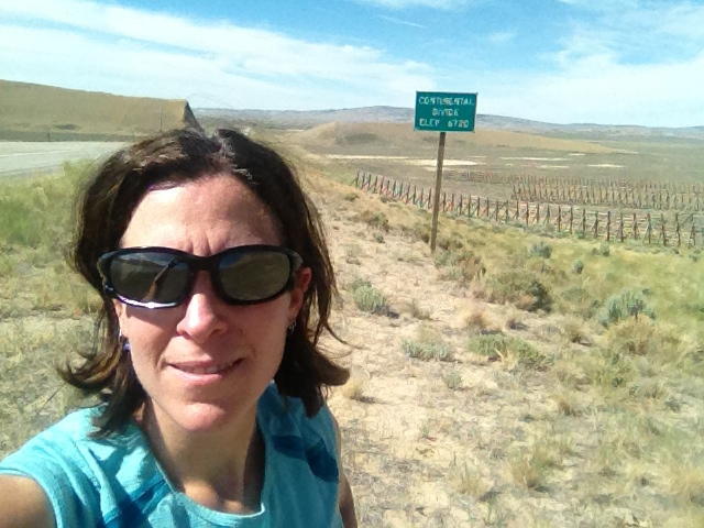 Continental Divide crossing #7