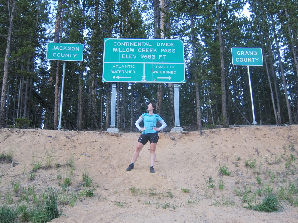 9th Continental Divide crossing