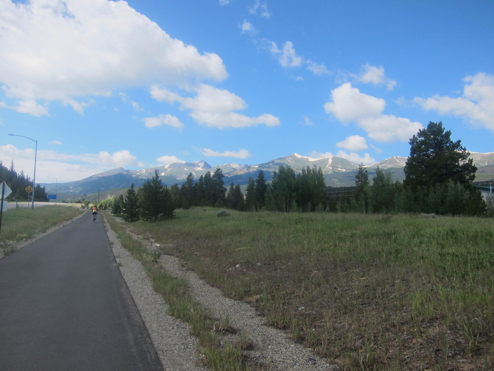 Breckenridge Bike Trail... Colorado, could you stop being so beautiful and awesome?