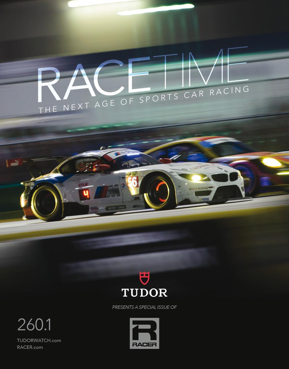 Race Time - Racer Magazine
