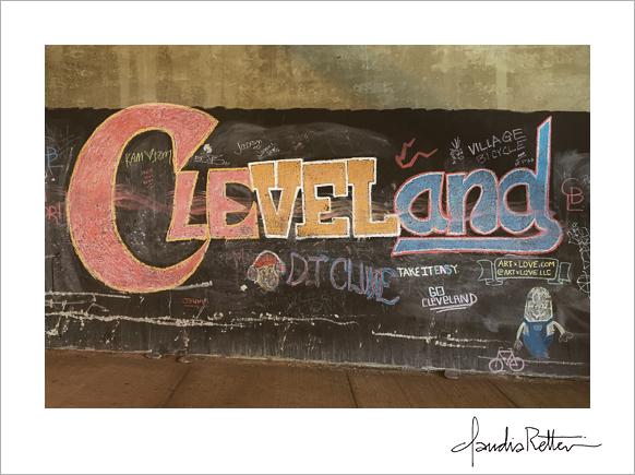 Cleveland graffiti