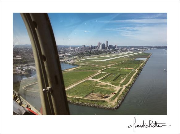 Burke Field runway