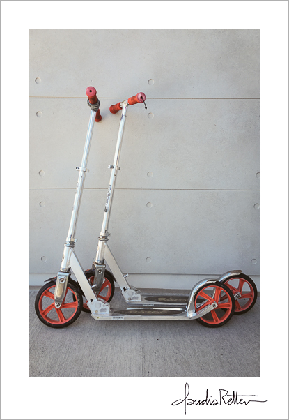 Razor A5 scooters