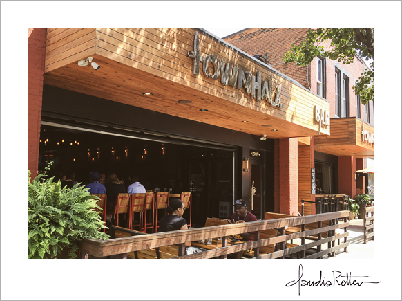 Townhall restaurant