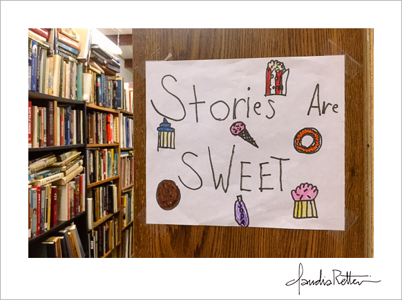 Stories are sweet