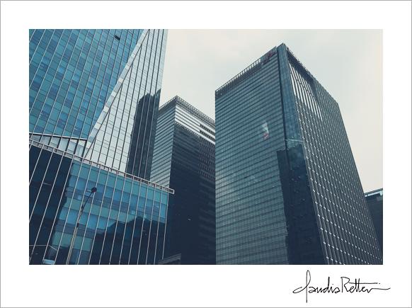 Seoul office buildings