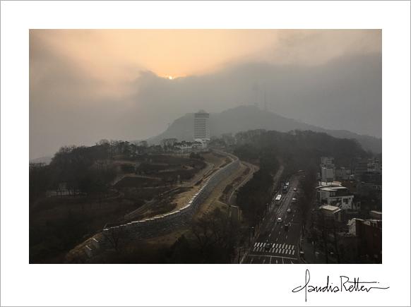 Ansan Mountain