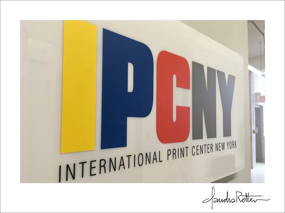 International Print Center New York