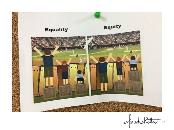Equity / Equality