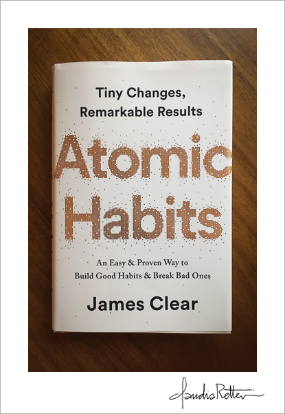 James Clear's  Atomic Habits