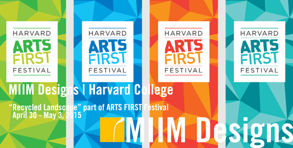Harvard Arts First MIIM Designs