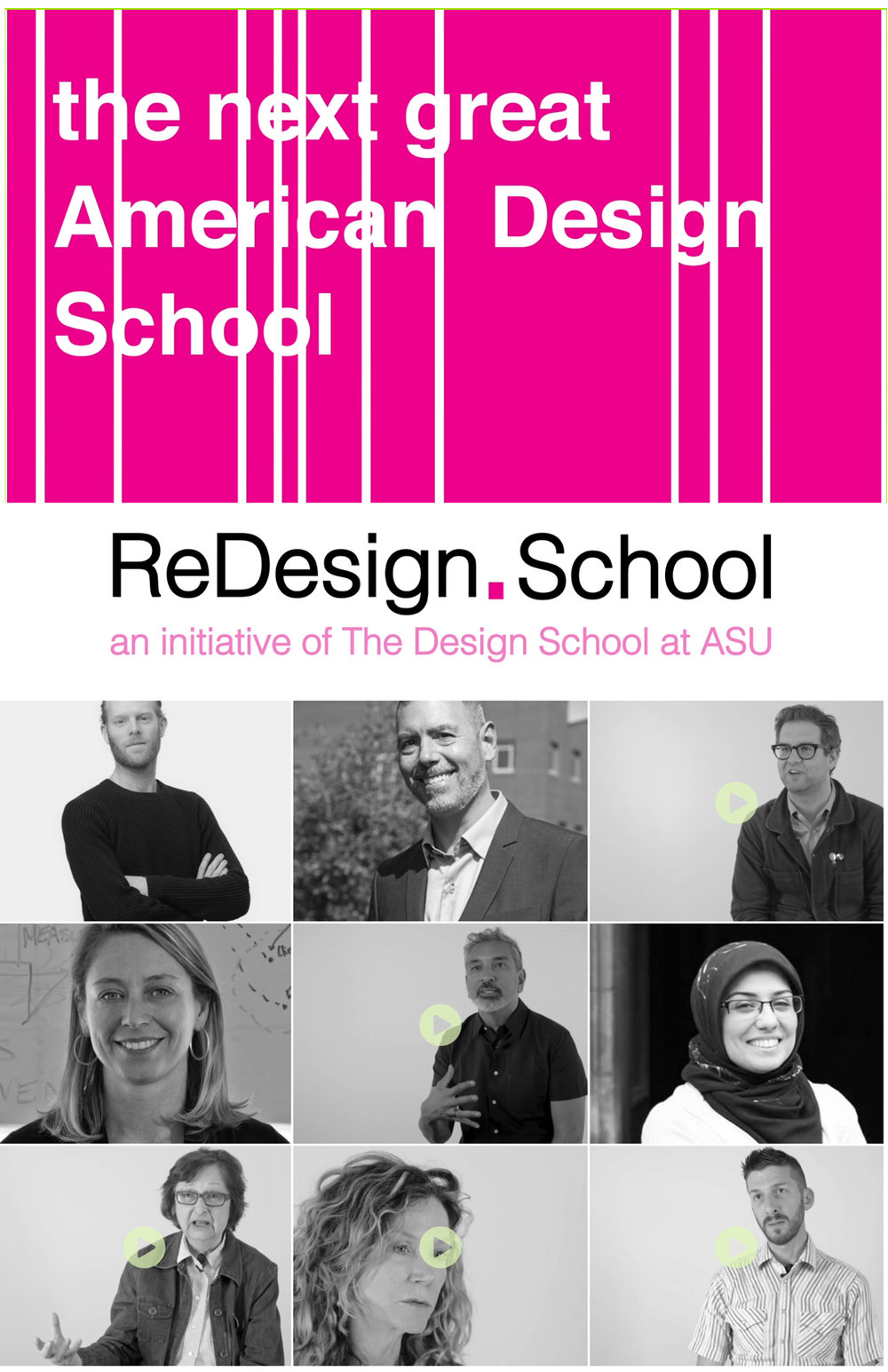 ASU Design School Maryam Eskandari MIIM Designs